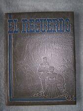 1945 GROSSMONT HIGH SCHOOL YEAR BOOK, LA MESA, CALIFORNIA ------ UNMARKED!