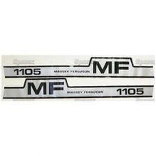 New Massey Ferguson 1105 (Hump) Decal Set