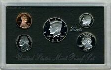 1997-S  US MINT~SILVER~PROOF  SET~~CAMEOS~~OGP~~BETTER DATE