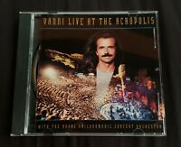 Yanni Live at The Acropolis with The Royal Philharmonic Orchestra CD