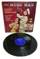 The Music Man Meredith Wilson Colortone Records Long Play Sparton VG RARE!!