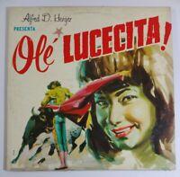 Ole Lucecita Benitez HIT PARADE HP-PP-002 Esos Ojitos Negros VG+ #A110