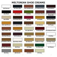 Meltonian boot & shoe cream 1.55oz RARE