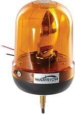 12v Single Bolt Rotating Halogen Beacon Flashing Light-Van,Tractor,GREAT VALUE !