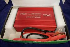 FOVAL 1000W POWER INVERTER DC Input 12v Source to AC 110V Power