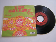 SP 2 TITRES VINYL 45T ,THE HOLLIES , I ' M DOWN . VG ++ / EX . POLYDOR 2058 533