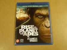 BLU-RAY / RISE OF THE PLANET OF THE APES / LA PLANETE DES SINGES LES ORIGINES
