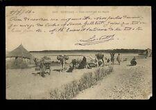 West Africa France SENEGAL Une Caravane au repos 1904 u/b PPC