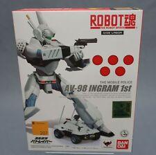 Robot Spirits SIDE LABOR Ingram 1 Patlabor Bandai Japan NEW