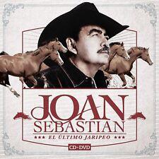 Joan Sebastian El Ultimo Jaripeo CD+DVD New Nuevo Sealed