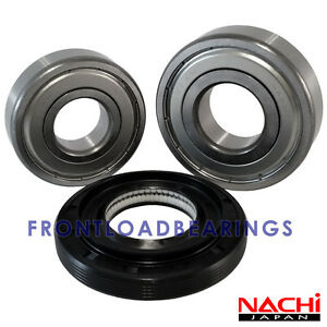 NEW! LG HIGH QUALITY FRONT LOAD WASHER BEARINGS & SEAL KIT 3045ER0048L