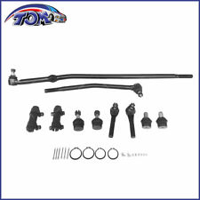 Brand New 10Pcs Front Suspension Kit For Ford E-150 Econoline Club Wagon