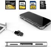 El más nuevo Todo-en-1 USB 2.0 Multi Lector De Tarjetas De Memoria