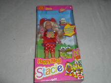 NEW IN BOX LITTLEST SISTER OF BARBIE HAPPY MEAL STACIE MATTEL 11474 NIB 1993 TOY