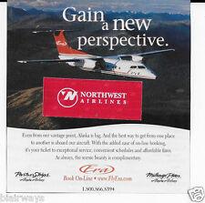 ERA ALASKA DASH 8 GAIN A NEW PERSPECTIVE-ALASKA IS BIG 2002 AD