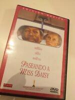 Dvd  PASEANDO A MISS DAISY CON MORGAN FREEMAN Y JESSICA TANDY