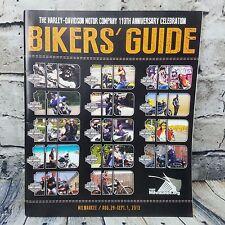 Harley-Davidson's 110th Anniversary Bikers' Guide to Milwaukee 2013 - FREE SHIP