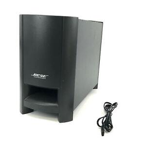 Bose CineMate Digital Home Theater Speaker System Subwoofer Only - Gray #U9652