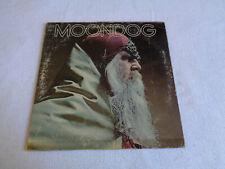"Moondog - Moondog - Columbia Masterworks 12"" Vinyl LP - Unipak Gatefold Cover"