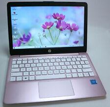 HP Stream 11-ak0293ng Intel bis 2.8 GHz 64 GB SSD + 64 GB 11.6