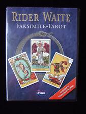 Rider Waite Faksimile-Tarot - Limited Special Edition (Limitierte Sonderausgabe)