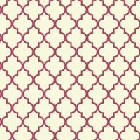 Wallpaper Designer Waverly Pink Trellis With Metallic Silver on Cream