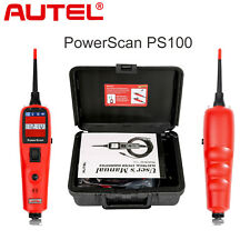 Autel PowerScan PS100 Electrical System Scanner 12V/24V Car Auto Circuit Tester