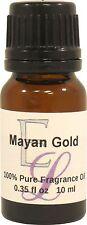 Mayan Gold Fragrance Oil, 10 ml