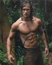 ALEXANDER SKARSGARD.. The Legend of Tarzan - SIGNED
