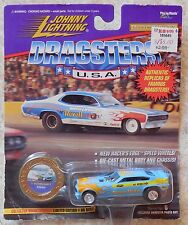 JOHNNY LIGHTNING Dragsters USA Motown Shaker Mosc New Diecast Dragstor