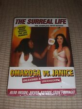 "VH1-""The Surreal Life""-The Complete Fifth Season-3 DVD Set-Like New/Sealed"
