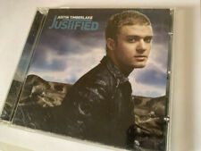 Justin Timberlake ‎– Justified CD Cry Me A River , Señorita , Like I Love You ++