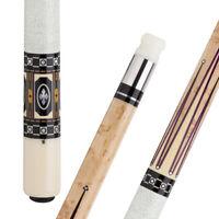 Custom Made To Order Cue Billiard Stick Inlay Inlaid Art One Kind Free Ship GV2X