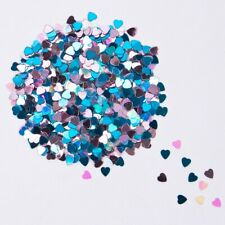 3 Bags Of Heart Table Confetti Sprinkles Wedding Party Engagement