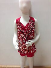 Women's New Never Worn Ballet Tap Jazz Pageant Costume Size