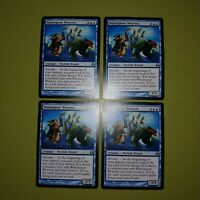 Waterspout Weavers x4 Morningtide 4x Playset Magic the Gathering MTG