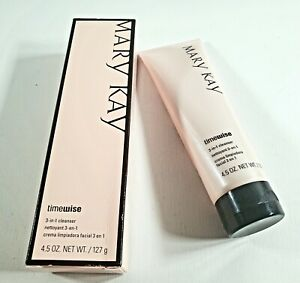 Mary Kay TimeWise 3-in-1 Cleanser Combination To Oily Skin 4.5oz NEW FAST SHIP