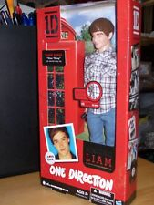 """1 DIRECTION LIAM SINGS """"ONE THING"""" 30-SECOND SOUND CLIP ACTION FIGURE NIB 2011"""