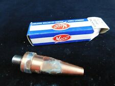Meco Cutting Tip 3513 #2 L-A New old Stock