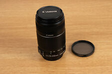 Canon EF-S 55-250mm F/4-5.6 IS II Telephoto Zoom Lens Canon Digital SLR Camera