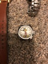 Genuine 1970s Vintage Disney Mickey Mouse  Watch FAce