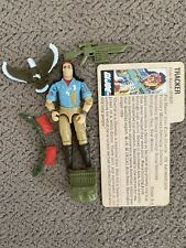 GI JOE Vintage Spirit 1984 Complete Original Accessories With File Card Lot Arah