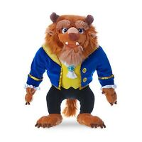 Disney Store Beauty & The Beast 43cm Soft Plush Toy