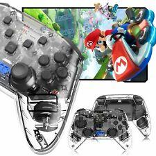 1/2X Wireless Bluetooth Spiel Kontroller Gamepad Joystick für Nintendo Switch