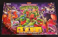 NECA Nickelodeon Stern Pinball Ninja Turtles Walmart Exclusive Loot Box Shirt L