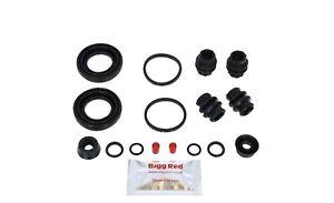 for SEAT IBIZA CUPRA R 2000-2008 REAR L & R Brake Caliper Seal Repair Kit (3843)