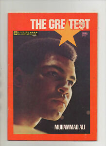 The Greatest #1 - Muhammad Ali Photo Cover - (Grade 7.0) 1977
