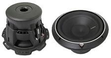 "2) Rockford Fosgate P2D210 10"" 1200 Watt 2-Ohm Punch Series Car Audio Subwoofers"