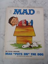 Vintage Alfred E Neuman's MAD MAGAZINE No. 138 / October 1970