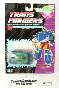 Hydradread w/box Stormtroopers G1 Europe Transformers